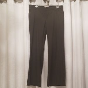 Gap dark brown dress pants